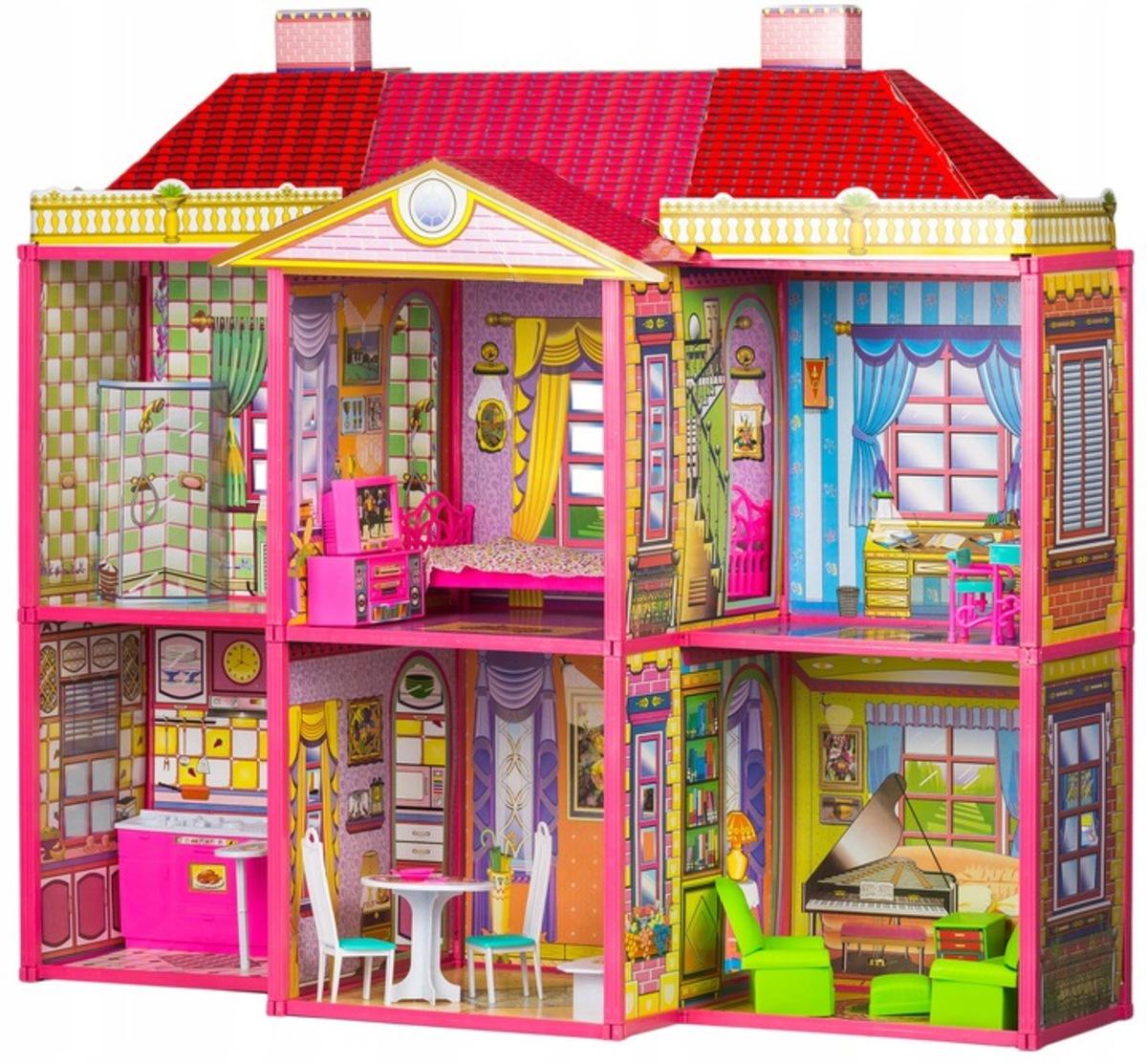 Domček pre bábiky Eleanor dollhouse