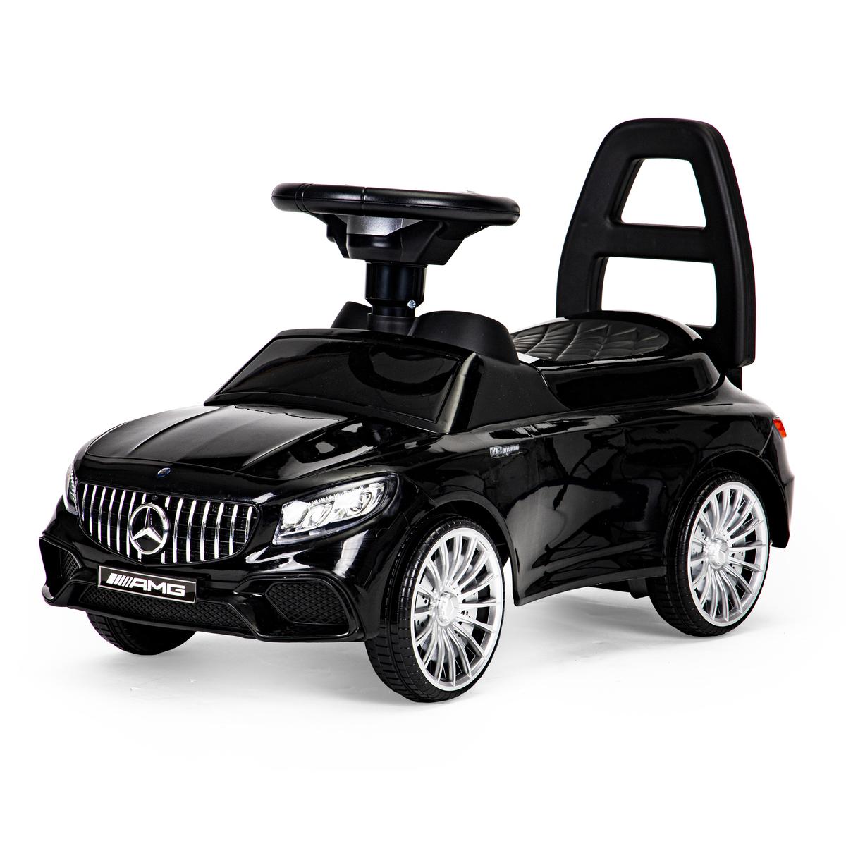 Odrážadlo Mercedes S65 AMG - čierna black