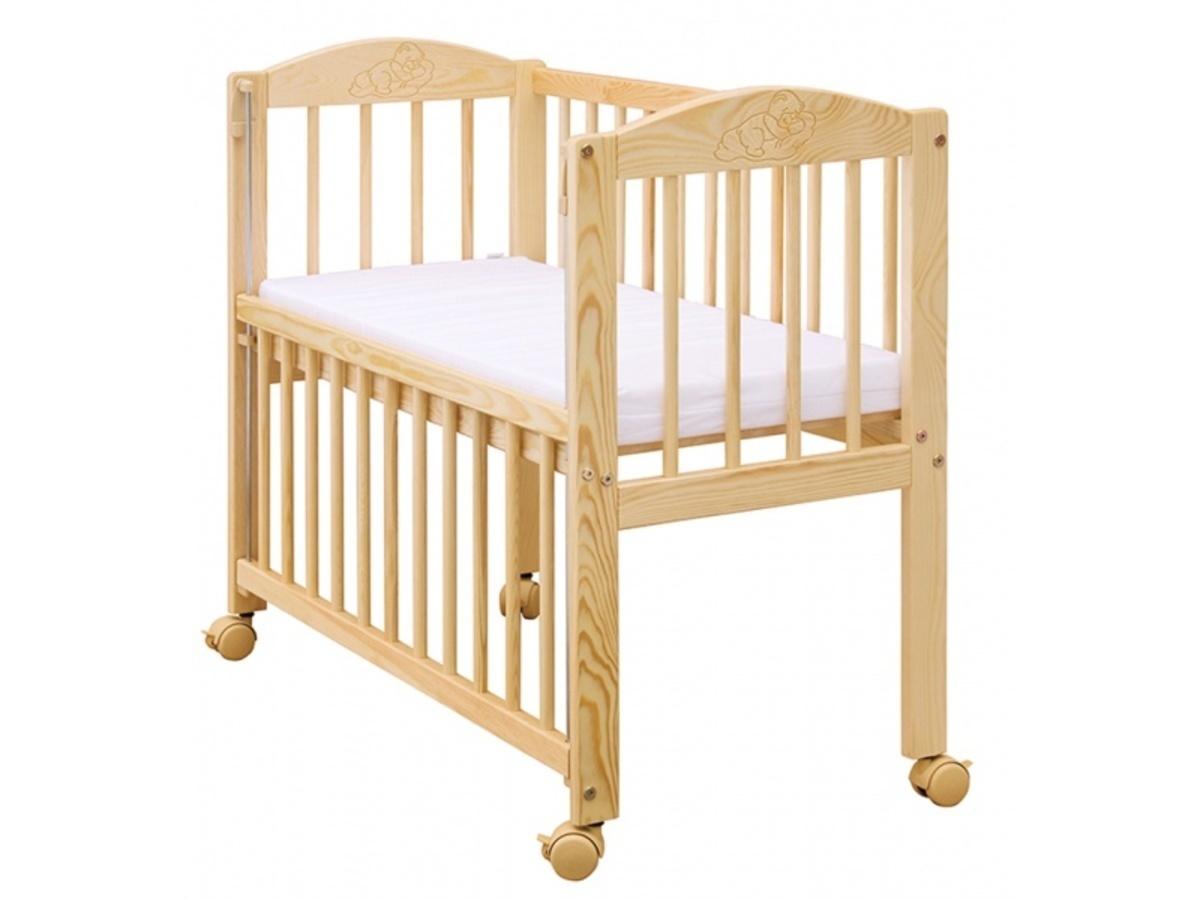 Detská postieľka BABY SCARLETT posteľ