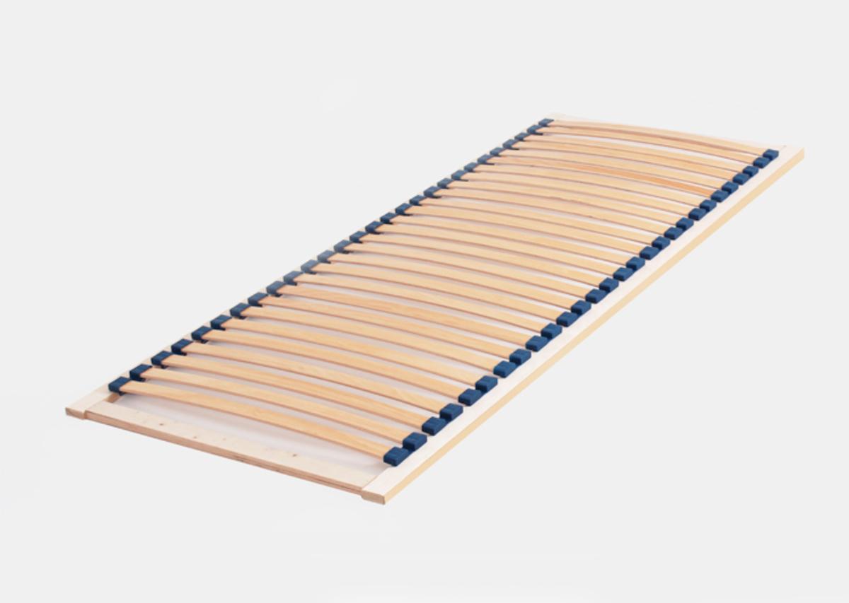 Lamelový bukový rošt Solid 200x140 cm