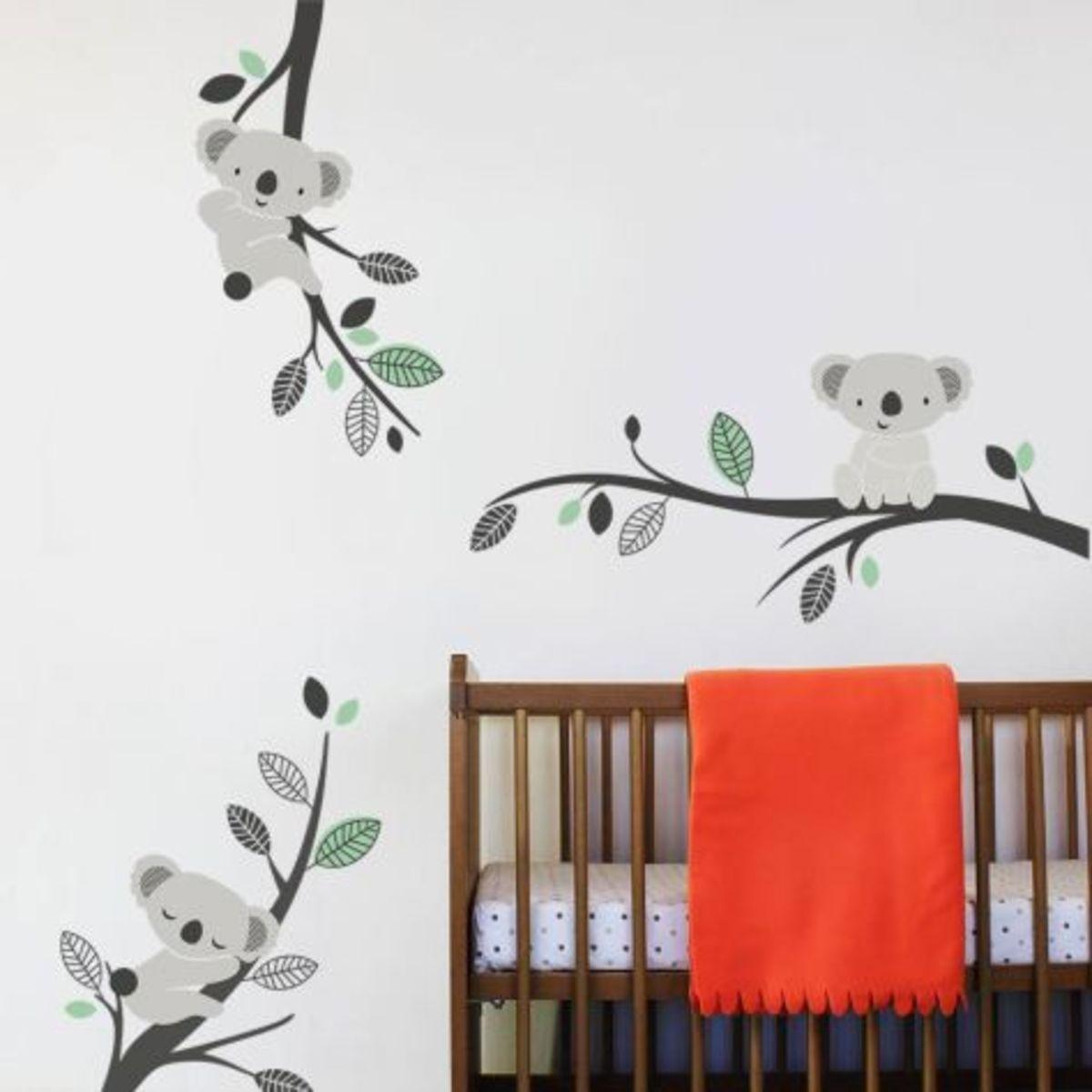 Housedecor koala 30916-0, 88x63