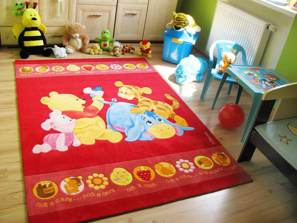 Detský koberec - Macko Pú BABY 402 PU 140 x 200 cm