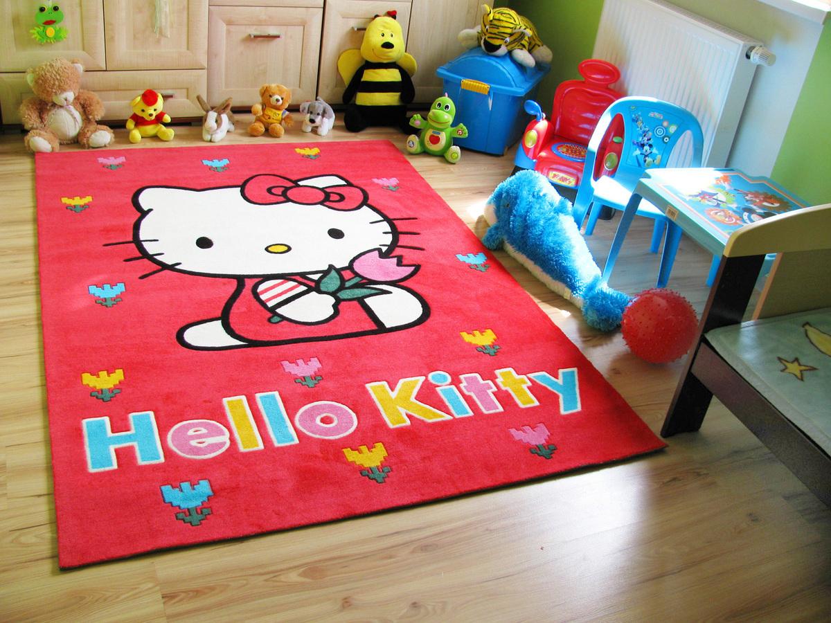 Koberec HELLO KITTY 756 80x120 cm