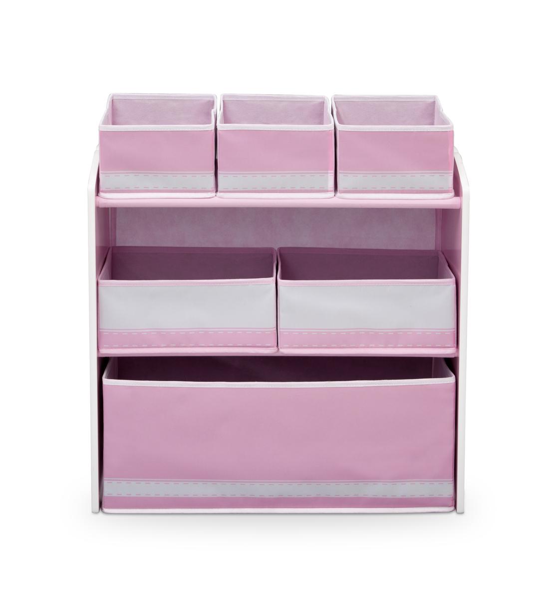 Organizér na hračky - ružový TB84600GN