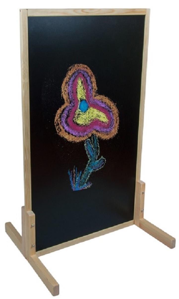 Detská kriedová tabuľa - prírodná ST01