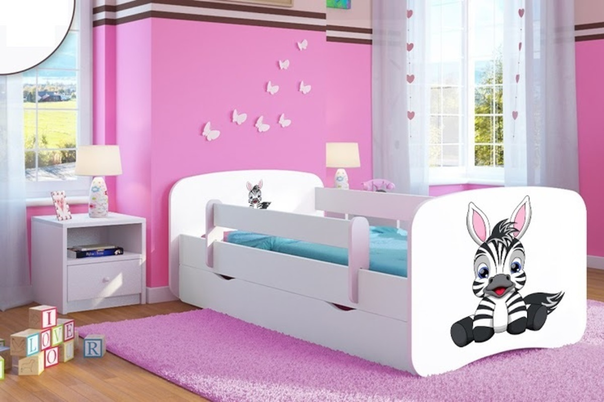 Detská posteľ Ourbaby 140x70 cm
