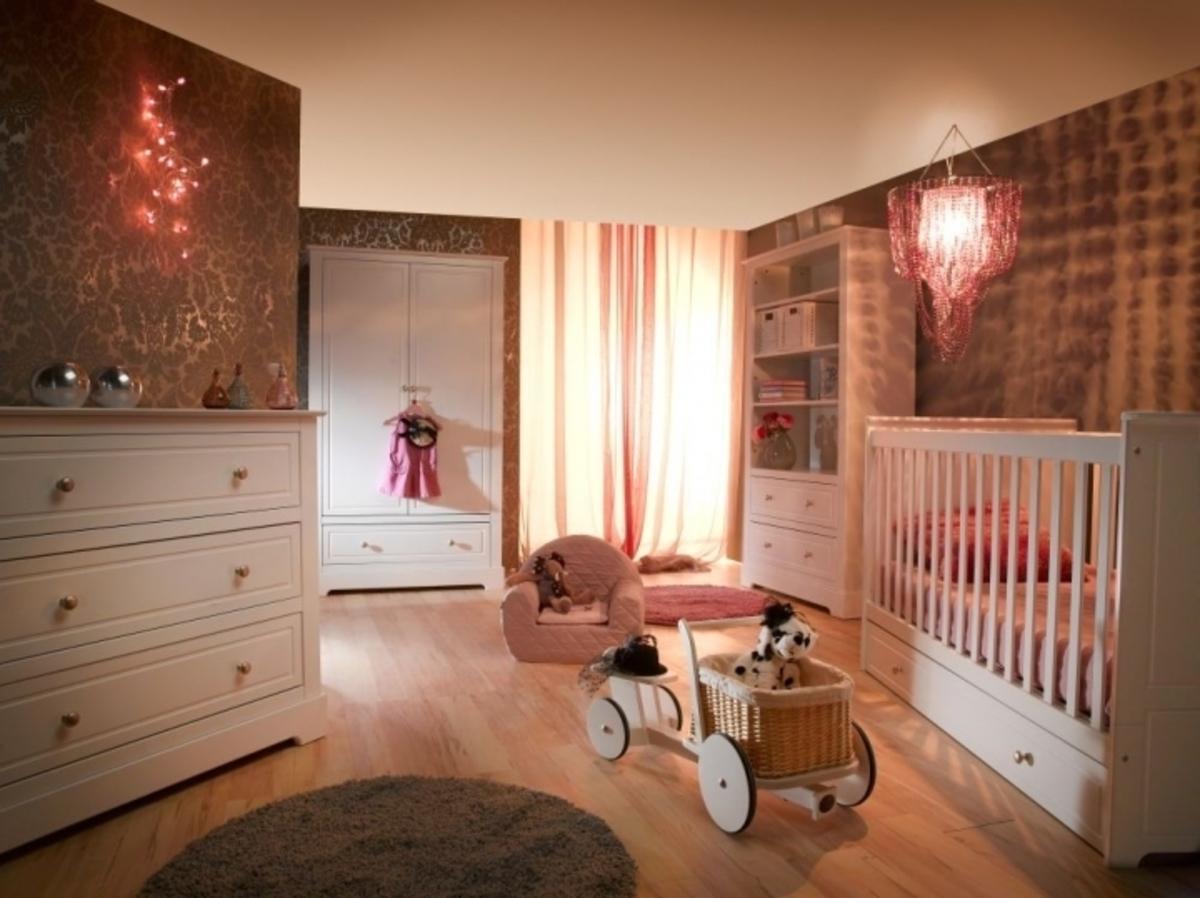 Detská izba Marylou I postieľka 120 x 60 cm