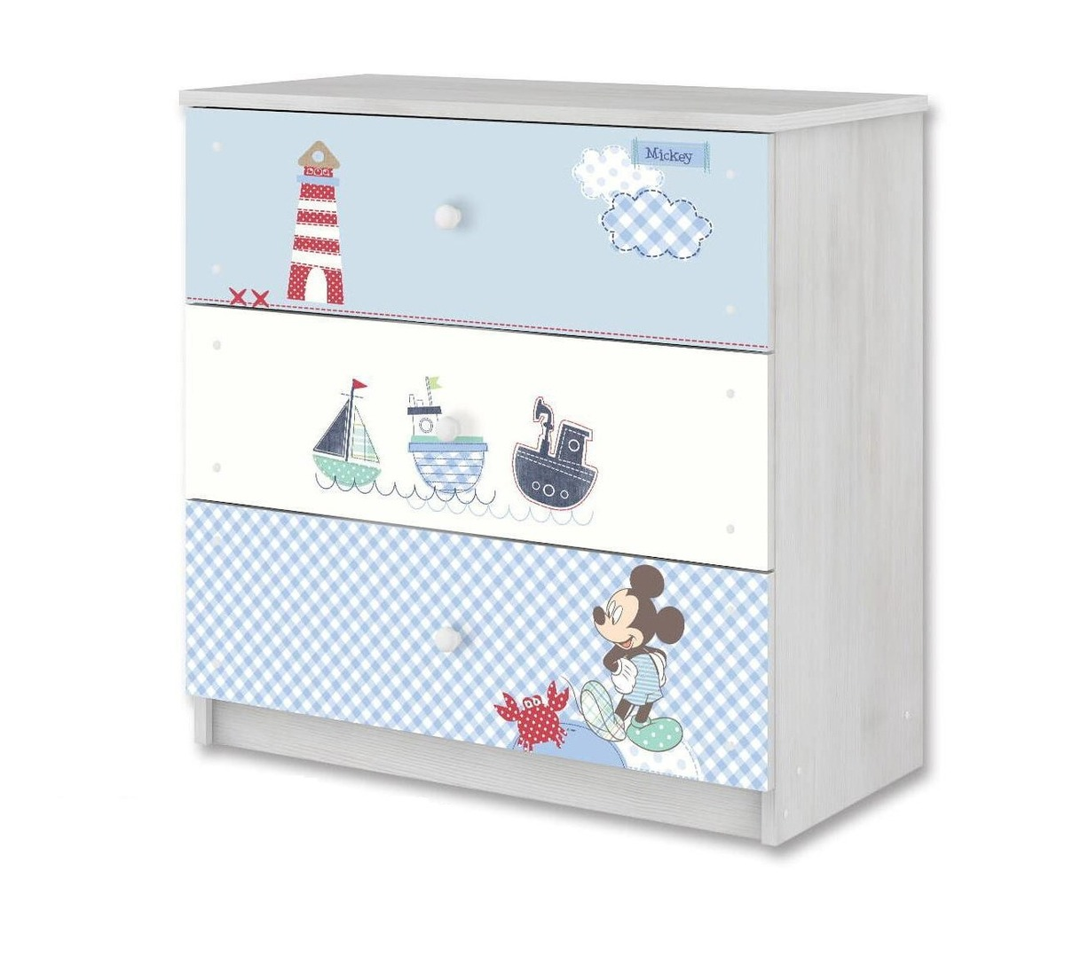 Ourbaby chest of drawers Mickey Mouse