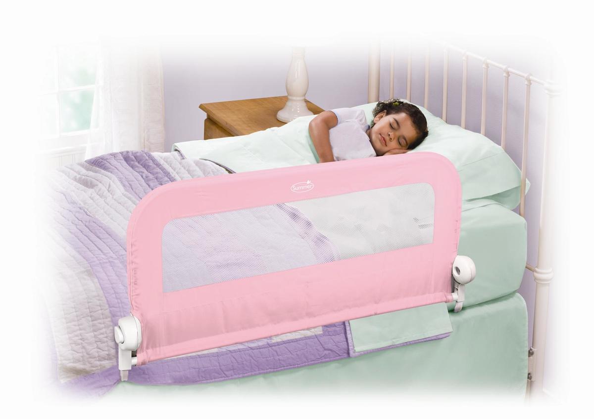 Univerzálna zábrana na posteľ Guardy UNI modrá