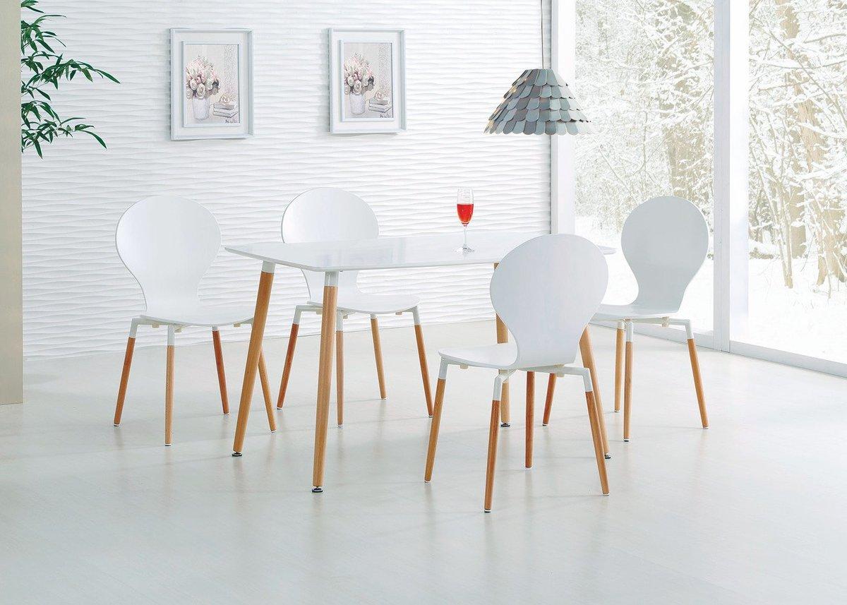 Jedálenský stôl - Socrates - obdĺžnik stôl
