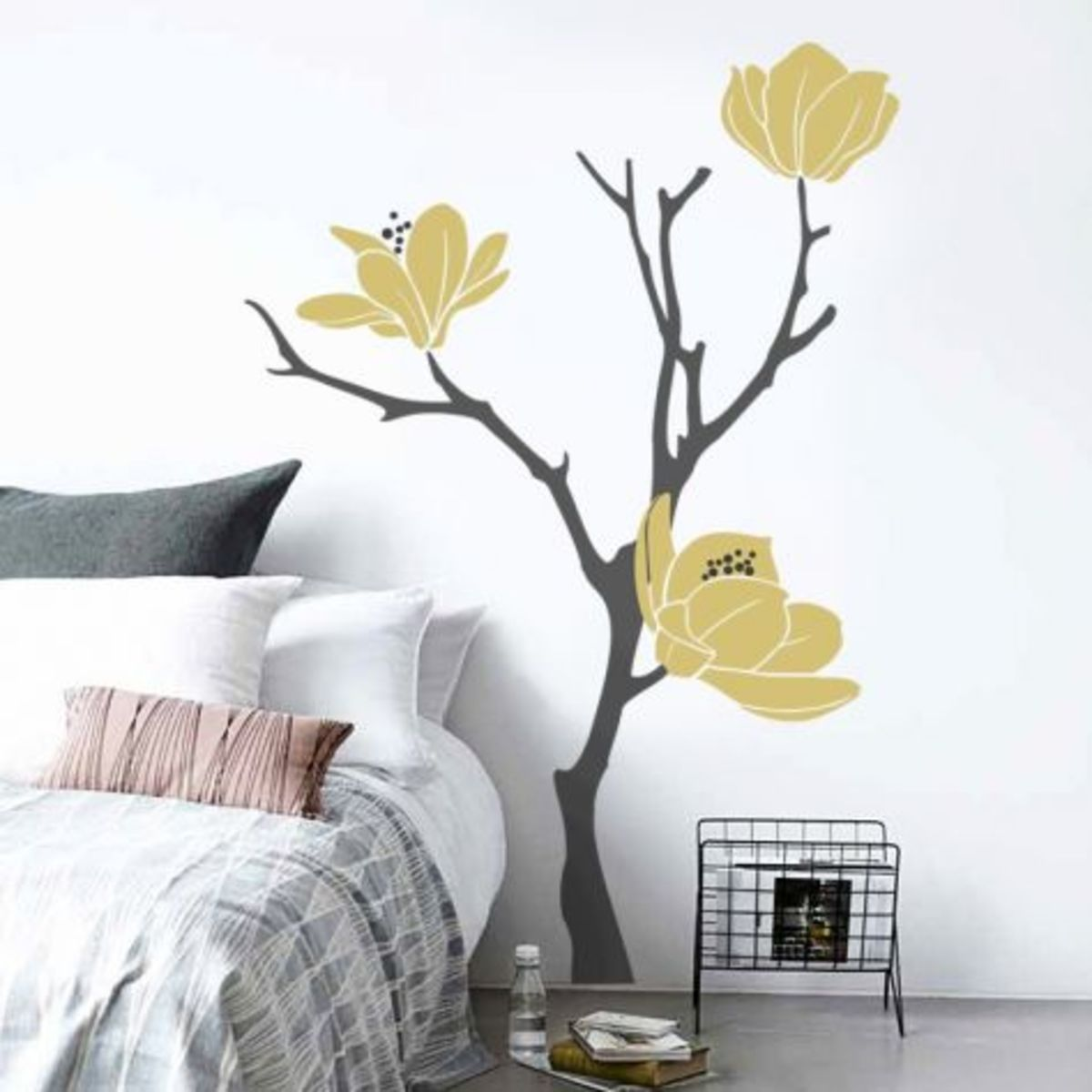 Housedecor magnolia 30917-0, 88x63