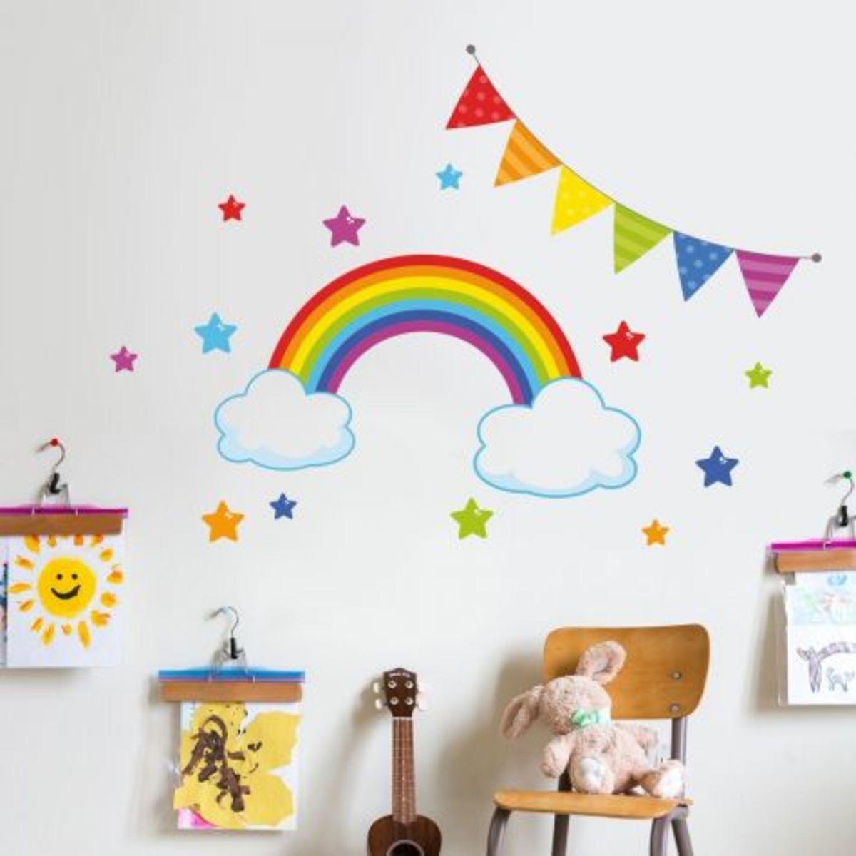 Housedecor Rainbow 30914-0, 88x63