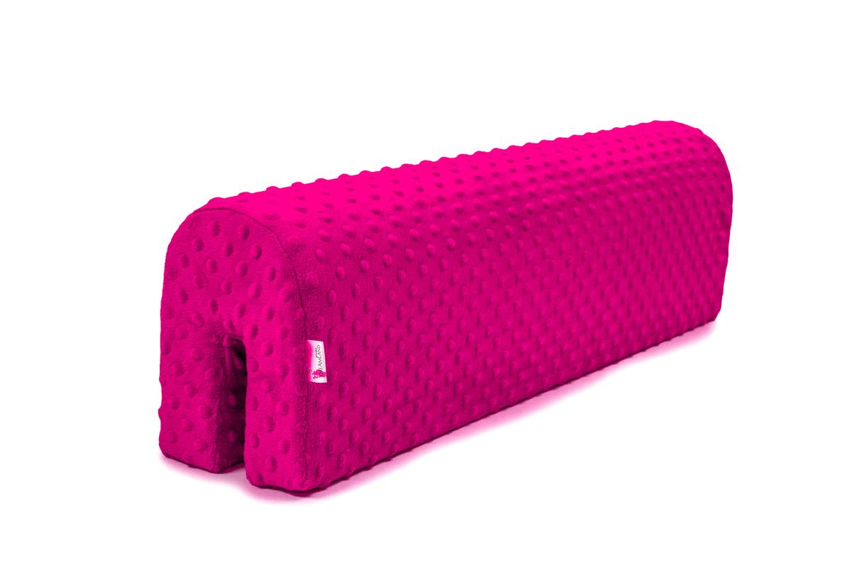 Chránič na posteľ Ourbaby - ružový 70 cm