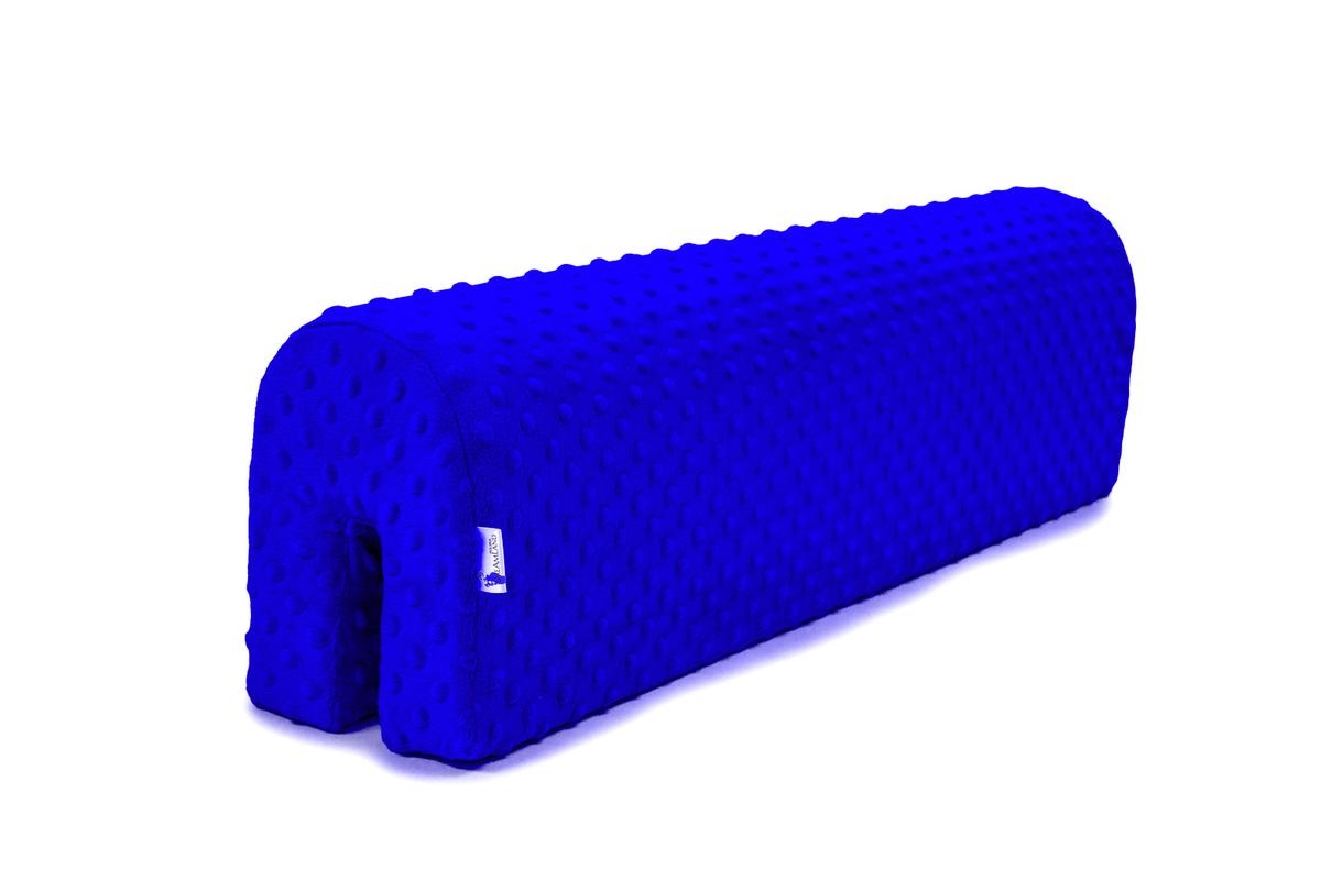 Chránič na posteľ Ourbaby - modrý 70 cm