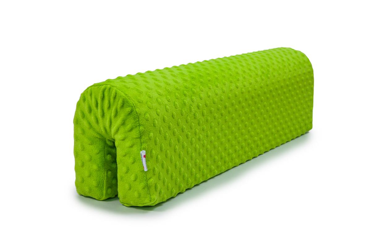 Chránič na posteľ Ourbaby - zelený 70 cm