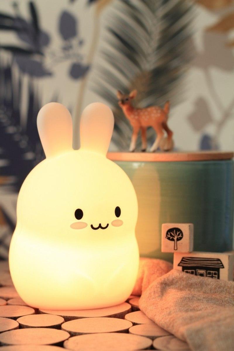 Lampa LED PUFI - králiček rabbit