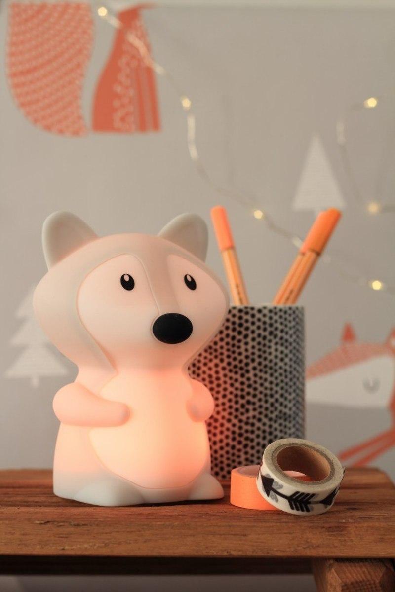 Lampa LED PUFI - Líška fox