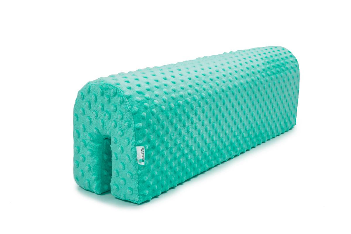 Chránič na posteľ Ourbaby - mätový 70 cm
