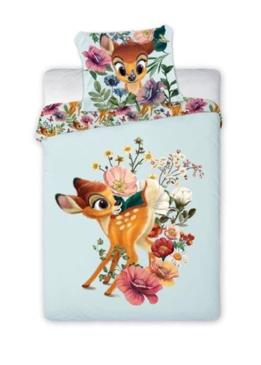 Detské obliečky Bambi 135x100 + 60x40 cm