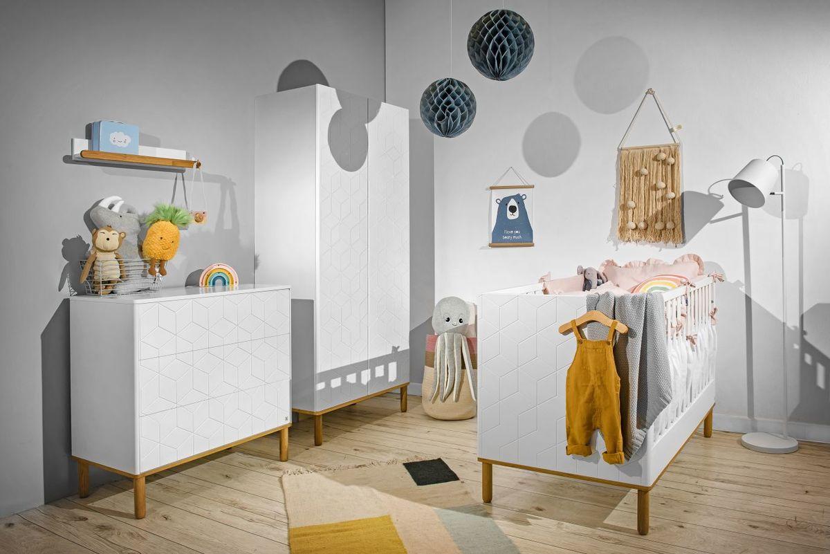 Detský izba tote Cube komoda