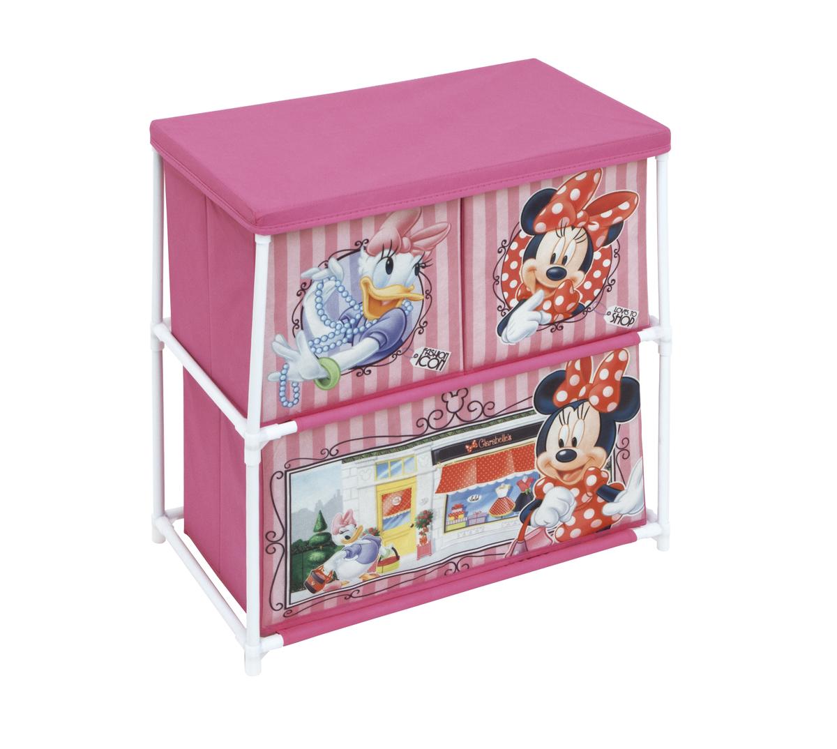 Detský organizér na hračky Minnie Mouse