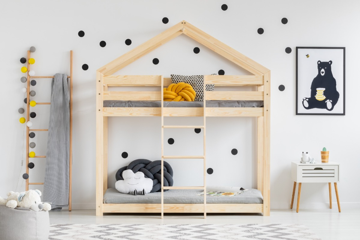 Detská posteľ Ourbaby Mila Classic II 180x90 cm