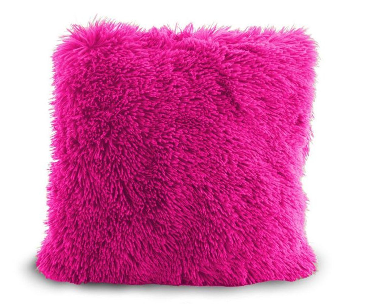 Poťah ELMO - ružový 40x40 cm