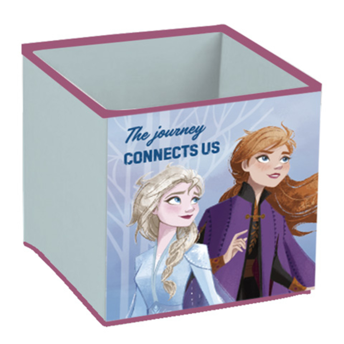 Detský látkový úložný box Frozen
