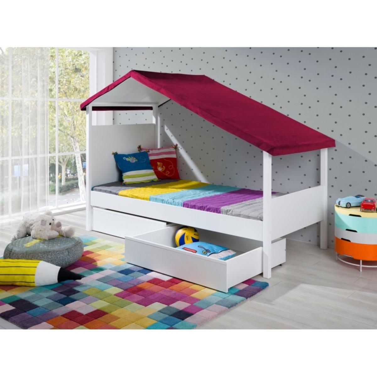 Detská posteľ Ourbaby 180x80 cm