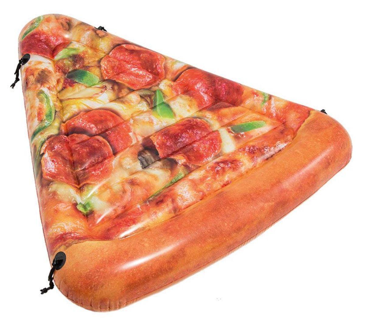 Nafukovací lehátko Pizza