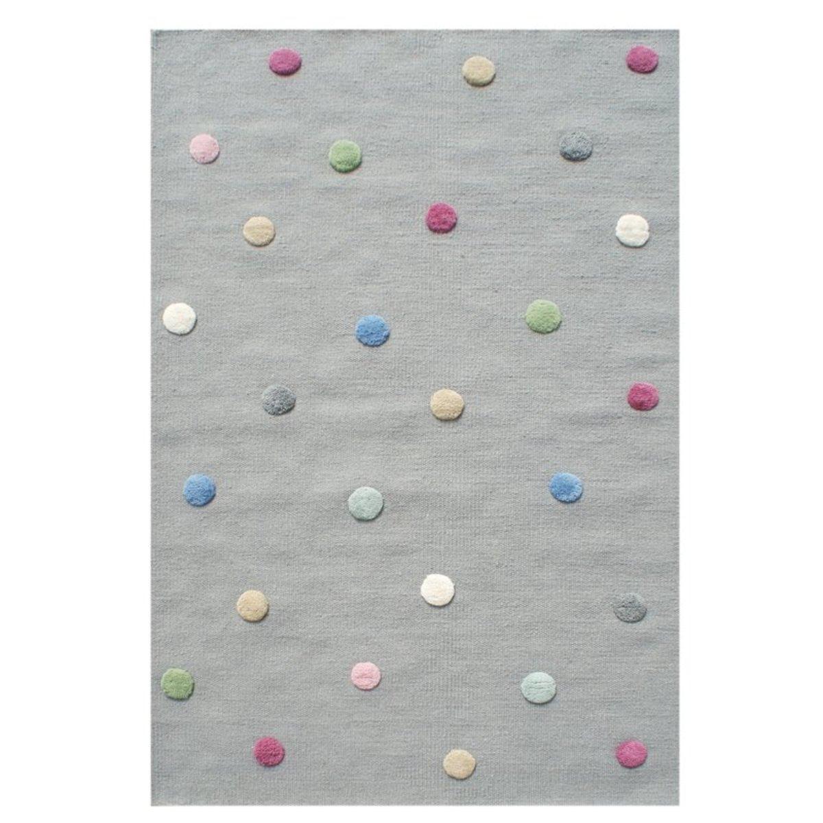 LIVONE Dots 30120-0 x 180 cm sivá