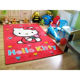 Koberec HELLO KITTY 756, TodaCarpets, Hello Kitty