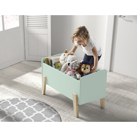 Úložný box Kiddy mätový, VIPACK FURNITURE