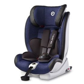 Autosedačka CARETERO Volante Fix Limited navy 2018 Modrá, carero