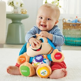 Fischer price Hovoriaci psík, Fisher Price