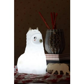 Lampa LED PUFI - Lama, cotton love
